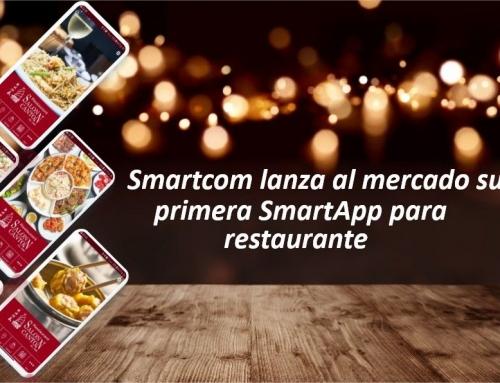 Smartcom lanza al mercado su primera SmartApp para restaurante