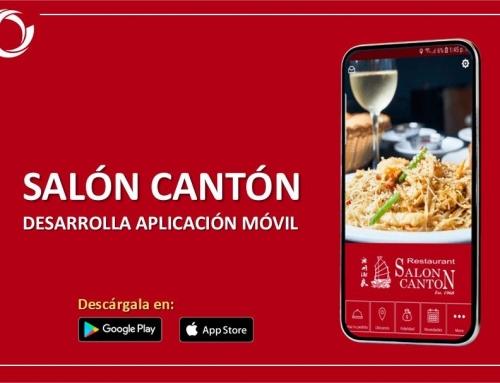 """Salón Cantón desarrolla aplicación móvil para enfrentarse a una """"nueva normalidad"""" más digital"""